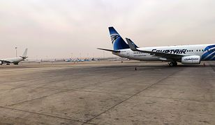 Samolot z Kairu do Moskwy zawrócony. Na pokładzie tajemniczy list