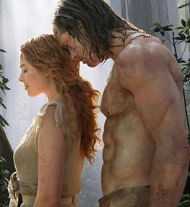 Tarzan rodem ze Skandynawii