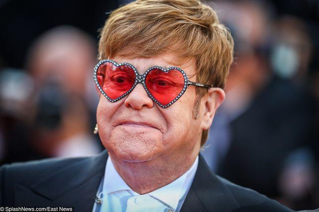 Elton John jest przeciwnikiem brexitu