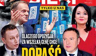 """Dziennikarze """"Sieci"""" piszą o tym, dlaczego opozycja chce """"dopaść"""" TVP"""