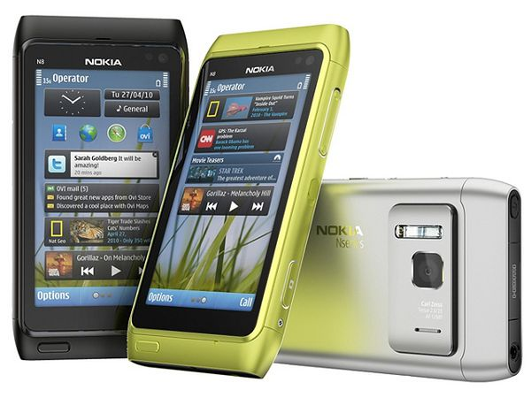 4. Nokia N8