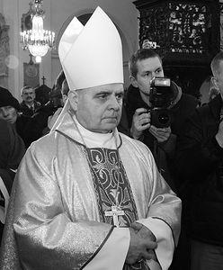 Nie żyje biskup Marian Duś. Miał 83 lata