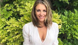 Elizabeth Hurley pręży się w seksownym bikini. Wygląda na 52 lata?