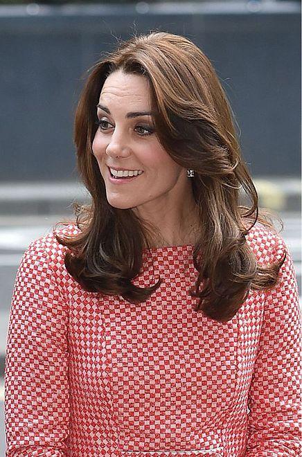 Księżna zawsze modna
