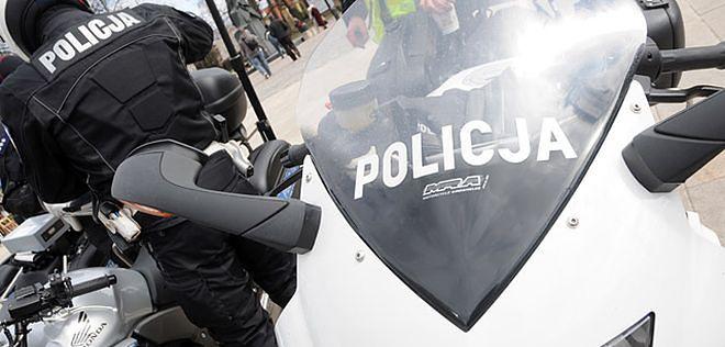 Kraj chorych policjantów