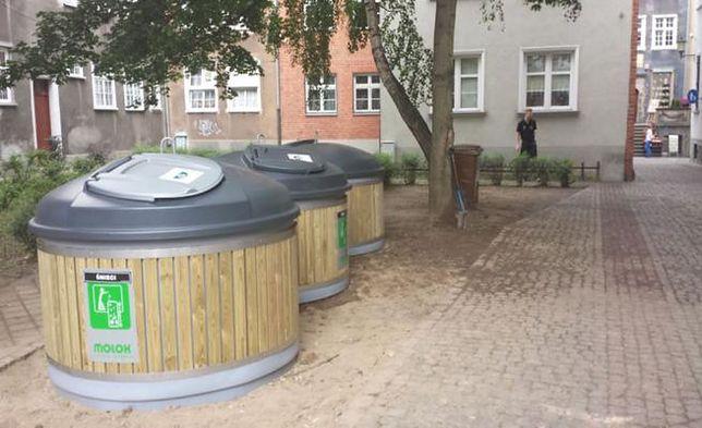 Gdańskie kosze na śmieci wyślą sms, gdy się napełnią
