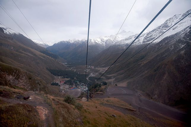 Polscy turyści utknęli pod Elbrusem. Ogłoszono stan nadzwyczajny