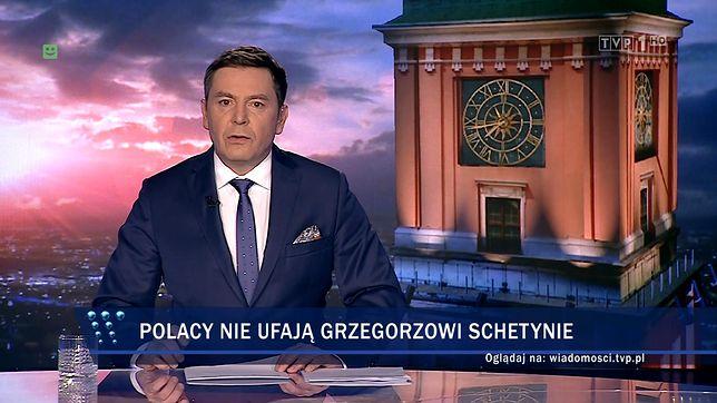 """""""Wiadomości"""" TVP chciały uderzyć w Schetynę i Merkel. Zapomnieli o tym spotkaniu Kaczyńskiego"""