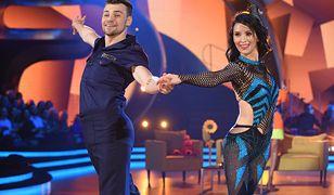 """Damian Kordas i Janja Lesar na parkiecie """"Dancing with the stars. Taniec z gwiazdami"""""""