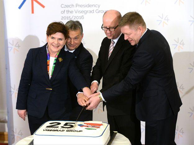 Szczyt Grupy Wyszehradzkiej. 25 lat temu organizacja powstała, by integrować Europę Środkową z Zachodem, a dziś zaczyna pełnić odwrotne funkcje