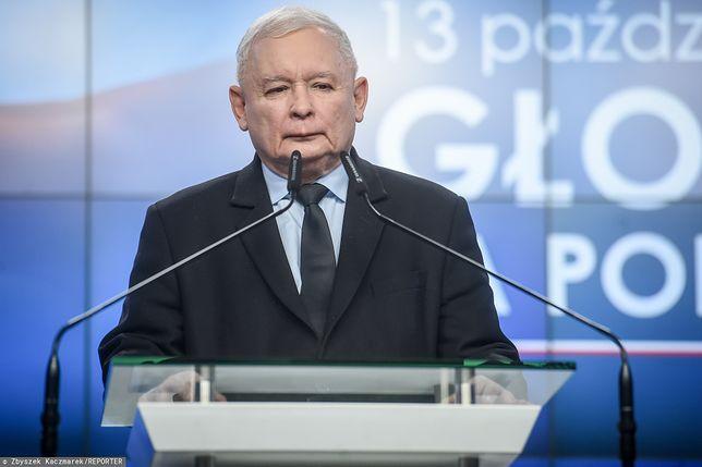 Śmierć Jana Szyszki. Jarosław Kaczyński tłumaczy swoje słowa