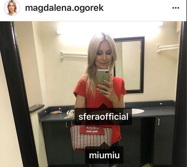 """Magdalena Ogórek odpowiada na zarzuty Hanny Lis. """"Nie pobieram za to wynagrodzenia"""""""