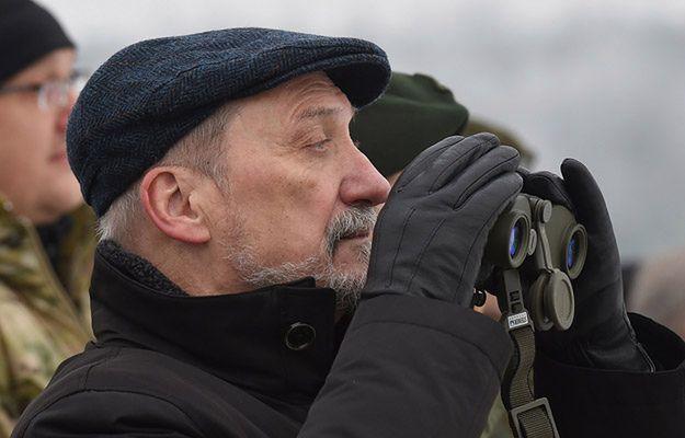 Antoni Macierewicz: nad Polską pojawiają się rosyjskie drony