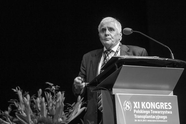 Nie żyje prof. Jerzy Vetulani. Miał 81 lat