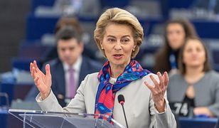 Ursula von der Leyen: będziemy dyskutować o praworządności w Polsce