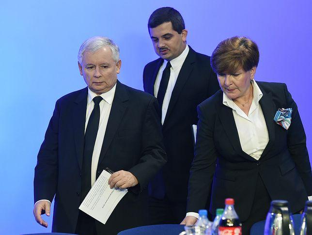 Fanatyk futbolu i Jarosława Kaczyńskiego, człowiek z cienia. Oto następca Joachima Brudzińskiego w PiS