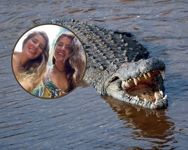 Meksyk. 28-letnie bliźniaczki walczyły z krokodylem (Getty Image/Facebook)