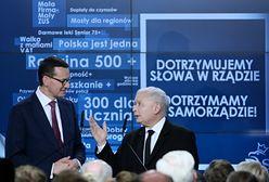 """Morawiecki odbiera radość opozycji. """"Wygraliśmy w sposób przekonujący"""""""