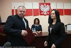 """Zawieszony wójt gminy Oława złożył ślubowanie. """"A może mnie jutro prezydent ułaskawi?"""""""