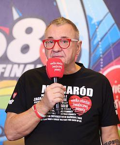 Ogłoszenie wyniku 28. Finału WOŚP. Jurek Owsiak podał kwotę tegorocznej zbiórki