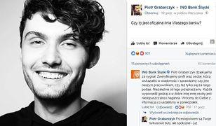 Burza w sieci po publikacji naszego wywiadu z Michałem Kwiatkowskim. ING Bank Śląski odpowiada!