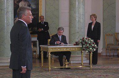 Zbigniew Wassermann - minister ds. służb specjalnych