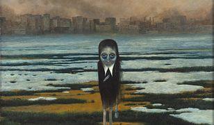 Na aukcji padł rekord. Sprzedano obraz Beksińskiego