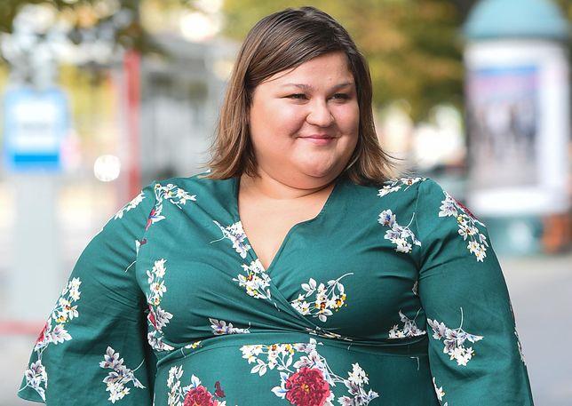 Dominika Gwit-Dunaszewska w modnych botkach