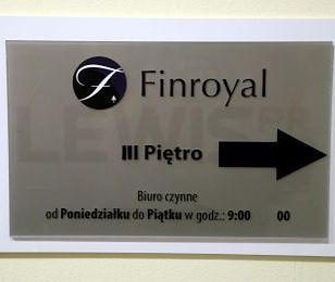 Prokuratura: akt oskarżenia ws. parabanku Finroyal