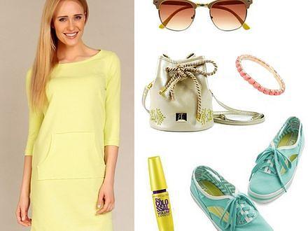 Kolorowe sukienki na lato