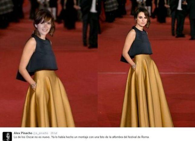 Aktorka podszywała się pod gwiazdy na serwisach społecznościowych