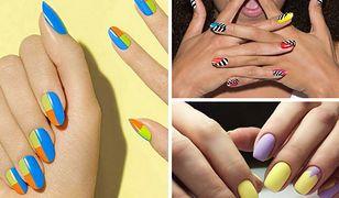 Wzory na paznokcie na lato dają wiele możliwości