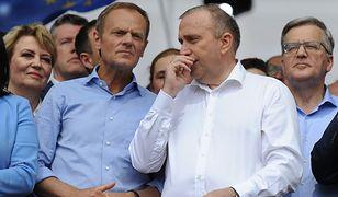 """Majmurek: """"Ciągłe przeciąganie liny między Tuskiem a Schetyną może kosztować PO prezydenturę"""" (Opinia)"""