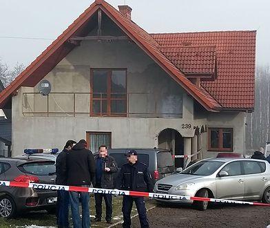 Mężczyzna zastał w domu zwłoki swojej rodziny w środę rano