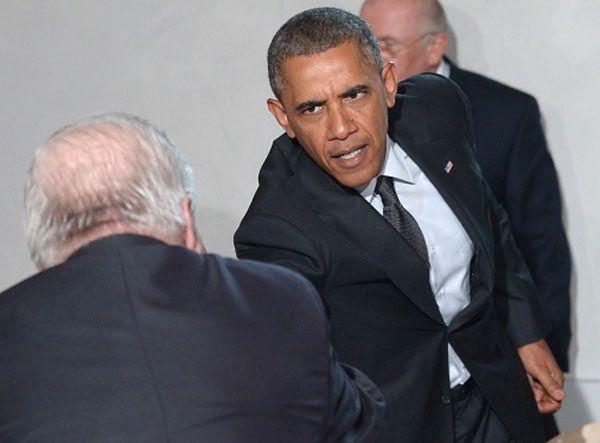 Lech Wałęsa: parę rzeczy Barack Obama powiedział zgodnie z moimi życzeniami