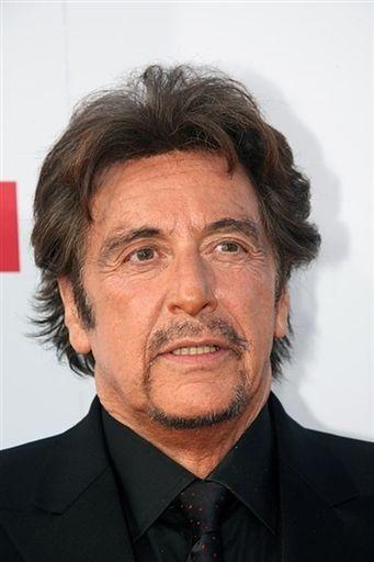 Al Pacino: Sprzedawałem swoje ciało'