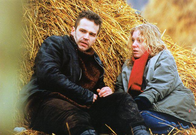 Kadr z filmu ''Moja Angelika''
