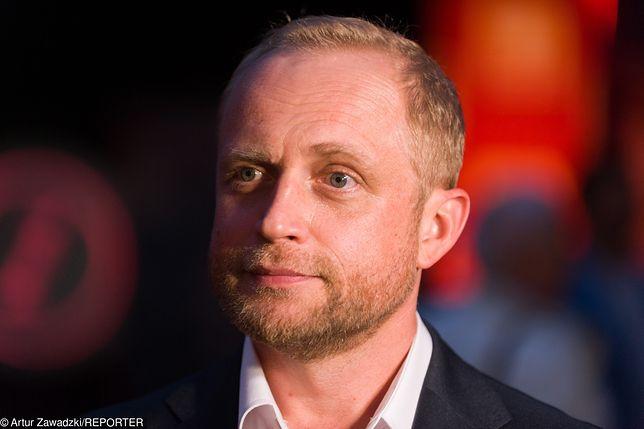 """Piotr Adamczyk wcieli się w rolę gangstera w """"Kobietach mafii 2"""""""