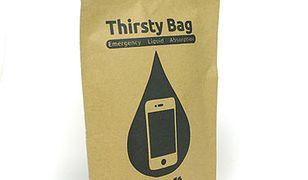 Thirsty Bag – na ratunek gadżetom!