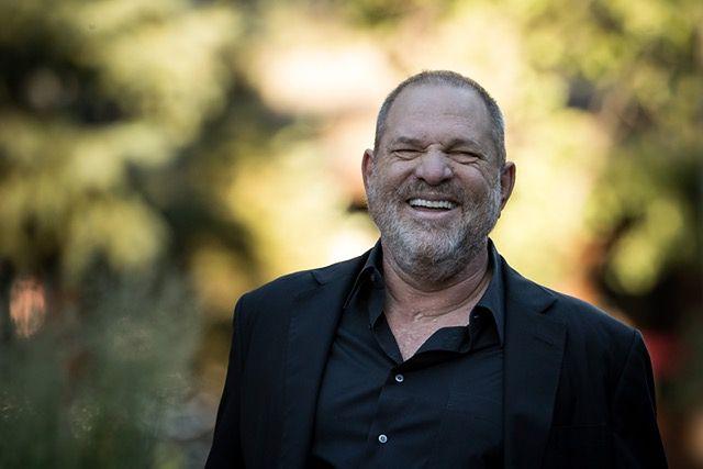 Harvey Weinstein (Photo by Drew Angerer/Getty Images)