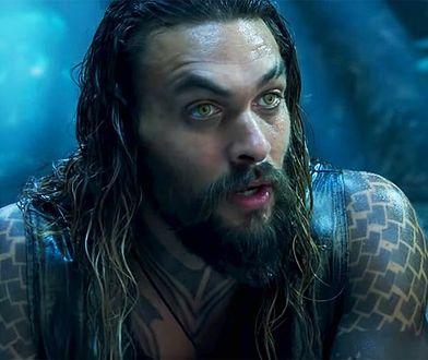 Jason Momoa jako Aquaman to obsadowy strzał w dziesiątkę