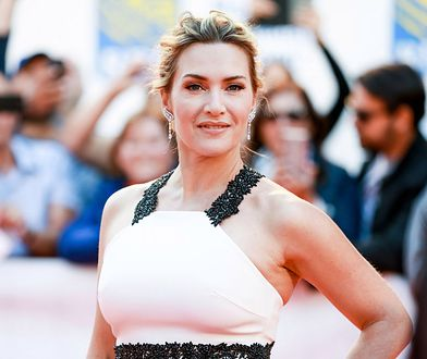 Imponująca figura Kate Winslet! Aktorka zachwyciła w Toronto