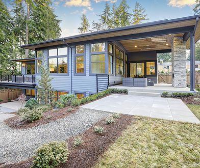 Płaski dach to tańszy dom. Nawet o 20 proc.