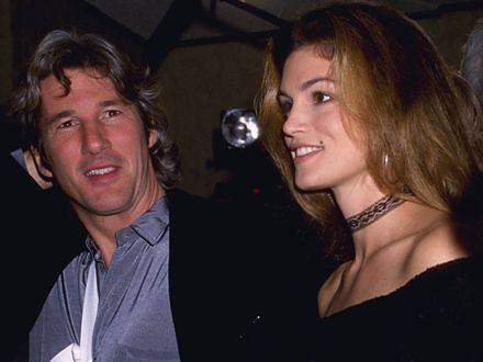 Cindy Crawford wspomina małżeństwo z Richardem Gere'em