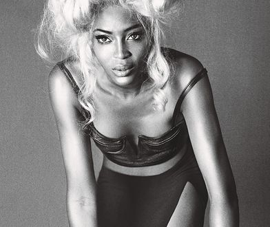 Supermodelka lat 90. w doskonałej formie