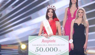 Miss Polski 2019 została Magdalena Kasiborska