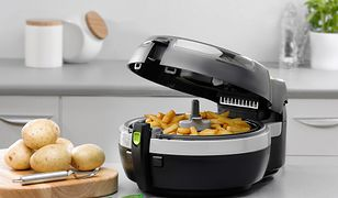 Frytownica niskotłuszczowa pomaga przygotować potrawy nie tylko z ziemniaków
