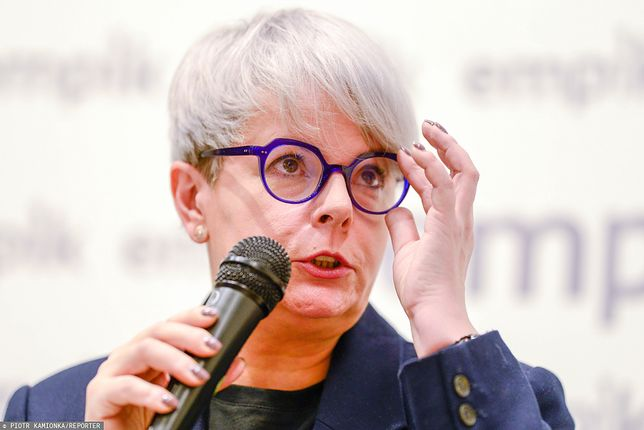 Karolina Korwin-Piotrowska krytykuje koronasceptyków