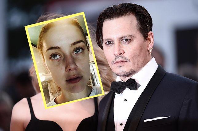 Małżeństwo Amber Heard i Johnny'ego Deppa rozpadło się po 18 miesiącach