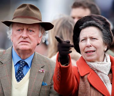Były mąż księżnej Camilli, Andrew Parker Bowles ma koronawirusa